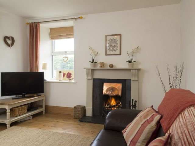 Self catering cottages with an open fire | Sally's Lake District Cottages